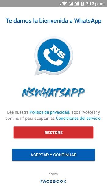 nswhatsApp-3d-apk-mod