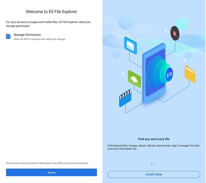 descargar es file explorer pro para android