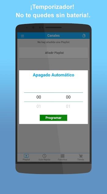 descargar iptv player newplay para android