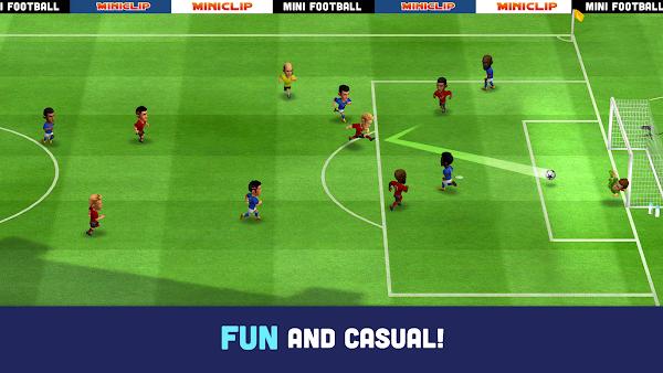 descargar mini football para android