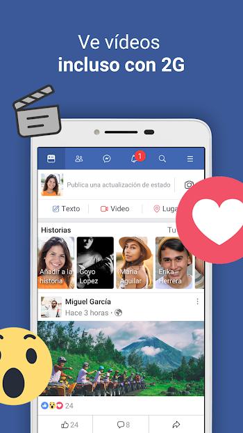 facebook lite apk gratis descargar