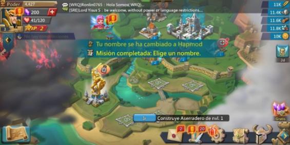 lords mobile guerra de reinos apk ultimate version