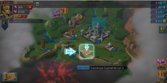 lords mobile guerra de reinos apk
