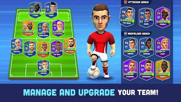 mini football apk gratis descargar