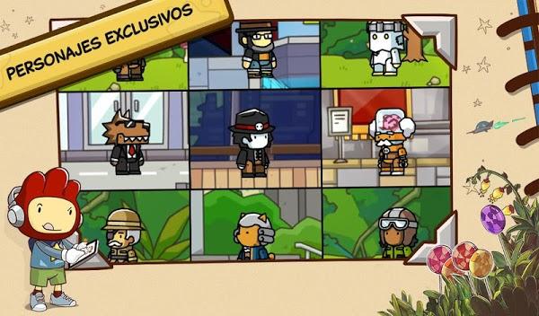 scribblenauts unlimited apk ultimate version