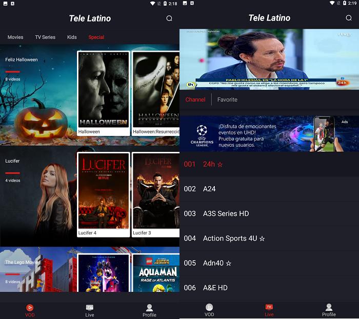 tele-latino-apk-mod