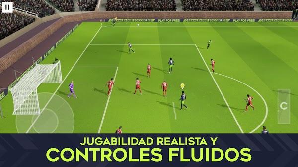 descargar dream league soccer 2021 para android