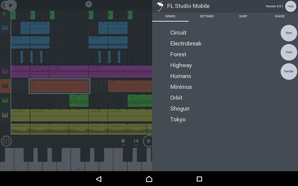 descargar fl studio mobile para android