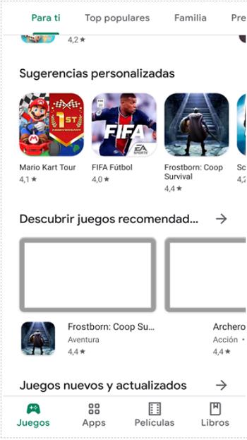 descargar play store para android