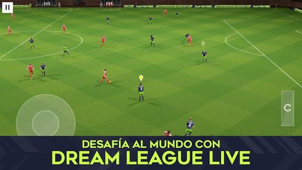 dream league soccer 2021 apk mod