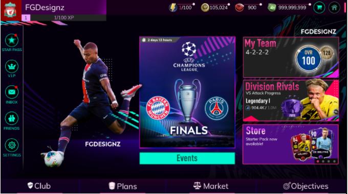 fifa mobile apk ultimate version