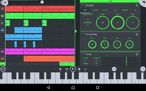 fl studio mobile apk gratis descargar