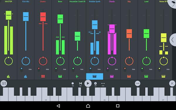 fl studio mobile apk mod