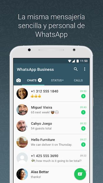 whatsapp business apk mod