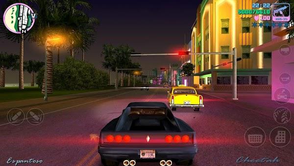 grand theft auto vice city apk mod