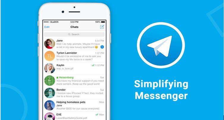telegram mod apk