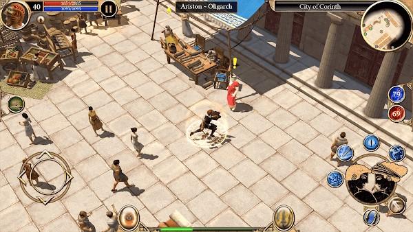 Titan Quest Legendary Edition apk mod