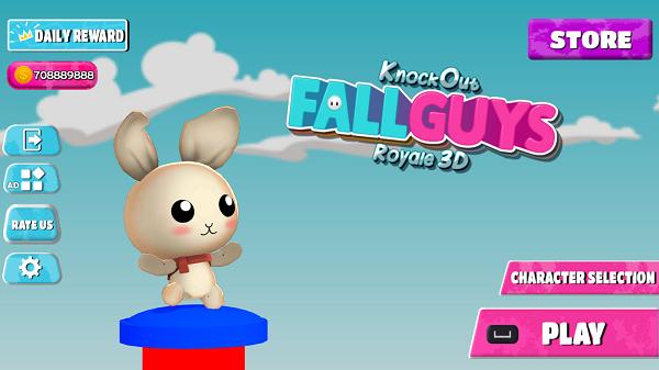 fall guys ultimate knockout apk gratis descargar