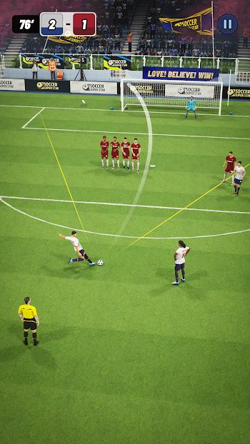 soccer super star apk