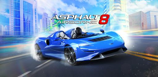 Asphalt 8 Mod APK 5.9.0n