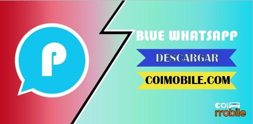 Blue WhatsApp Plus APK v8.95