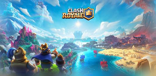Clash Royale Mod APK 3.6.1