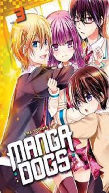 manga dogs apk mod