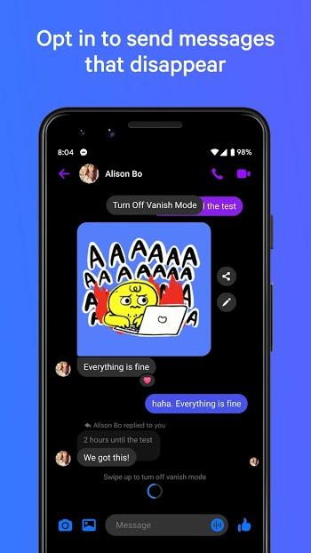 messenger apk gratis descargar