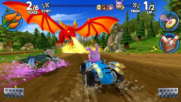 beach buggy racing 2 apk mod nueva actualizar