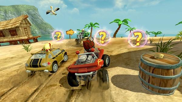 beach buggy racing apk gratis descargar