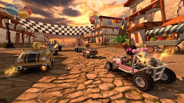 beach buggy racing apk mod nueva actualizar