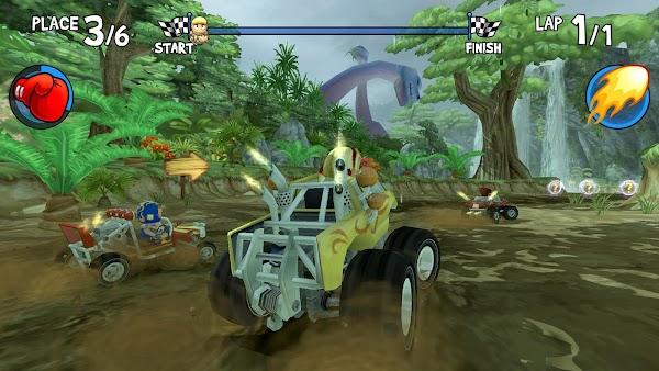 beach buggy racing apk ultimate version