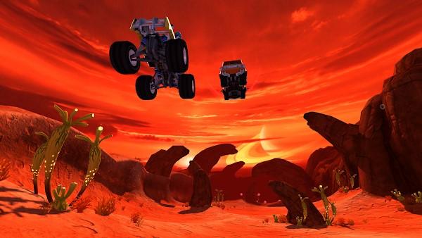 descargar beach buggy racing para android