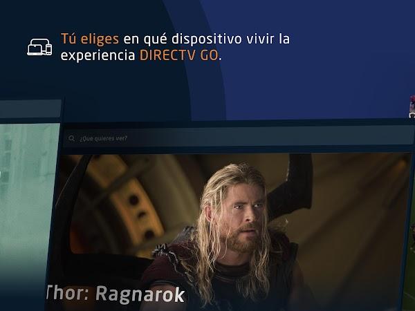 descargar directv go para android