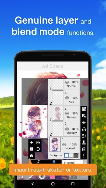 descargar ibis paint x  para android