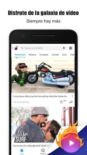 descargar shareit para android