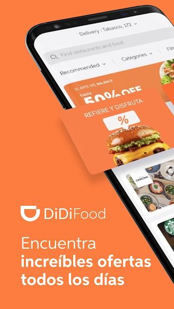 didi food apk gratis descargar