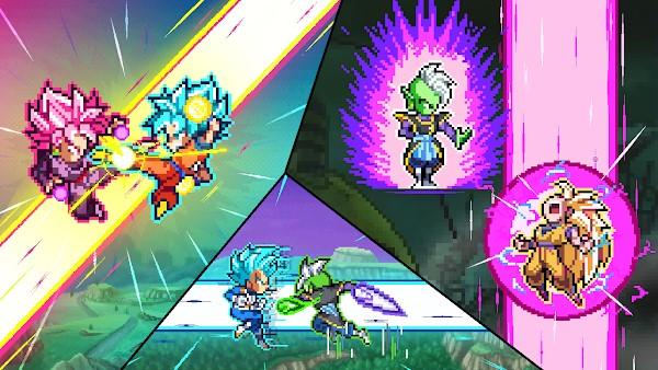 legendary fighter apk ultimate version
