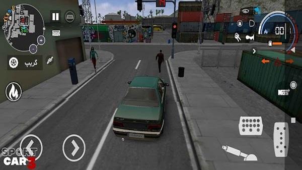 sport car 3 apk ultimate version