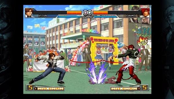 the king of fighters 2002 apk gratis descargar