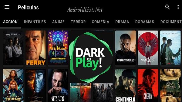 aplicaciones para ver peliculas gratis en españolx