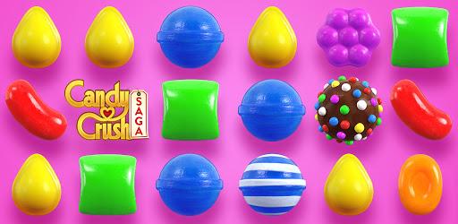 Candy Crush Saga Mod APK 1.213.2.1