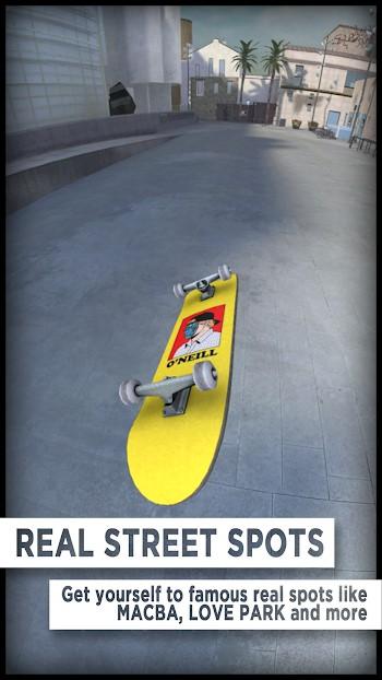 descargar true skate para android
