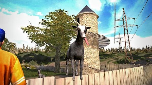 goat simulator apk gratis descargar