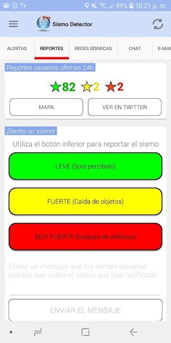 sismo detector apk ultimate version