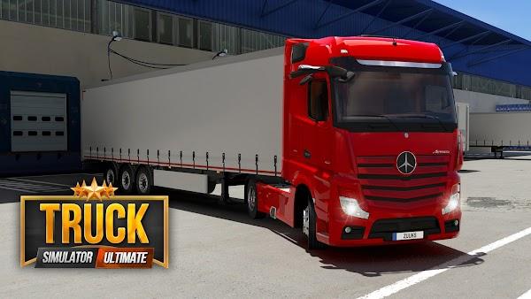 truck simulator ultimate apk mod