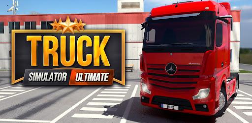Truck Simulator Ultimate Mod APK 1.0.6