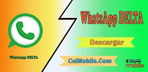 WhatsApp DELTA APK 2021