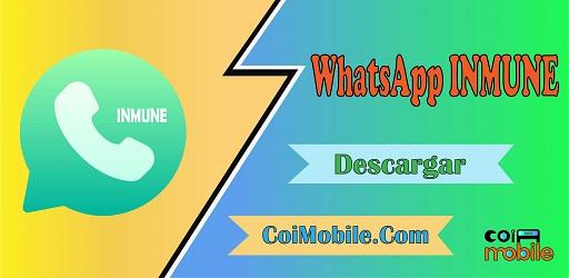 Whatsapp INMUNE APK 2021
